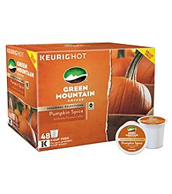 Keurig® Green Mountain Coffee Pumpkin Spice 48-ct. K-Cup Pods Value Pack