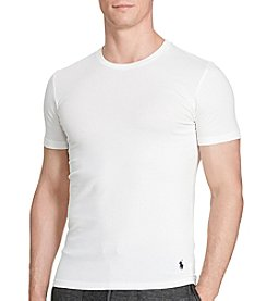 Polo Ralph Lauren® Men's 2-Pack Classic Crewneck Undershirt