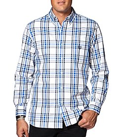 Chaps® Men's Long Sleeve Twill Button Down Shirt