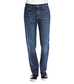 Ruff Hewn Men's Relaxed Fit Denim Pants