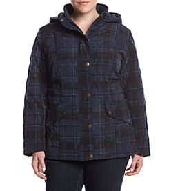 Breckenridge® Plus Size Short Quilt Jacket