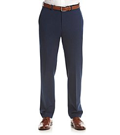 Van Heusen Men's Blue Stretch Suit Separate Pants