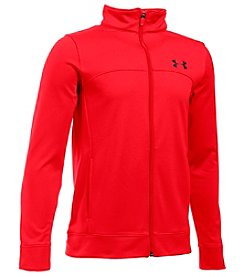 Under Armour® Boys' 8-20 Pennant Warm Up Jacket