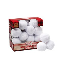 Cheer Indoor Snowballs