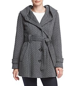 Gallery® Cozy Fleece Coat