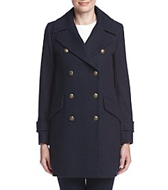 French Connection Military Peacoat