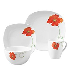 Gallery® Palermo Soft Square 16-pc. Dinnerware Set