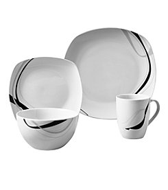 Gallery® Carnival Soft Square 16-pc. Dinnerware Set