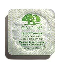 Origins Out Of Trouble® 10-Minute Mask Pod To Rescue Problem Skin