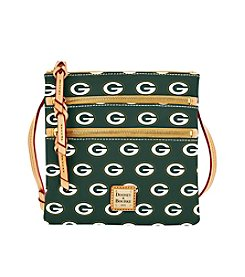 Dooney & Bourke® NFL® Green Bay Packers Triple Zip Crossbody
