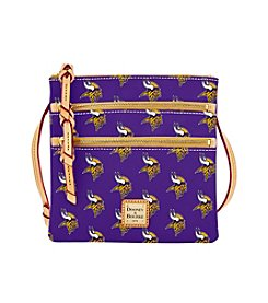 Dooney & Bourke® NFL® Minnesota Vikings Triple Zip Crossbody