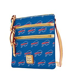 Dooney & Bourke® NFL® Buffalo Bills Triple Zip Crossbody
