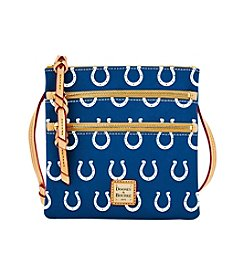 Dooney & Bourke® NFL® Indianapolis Colts Triple Zip Crossbody