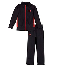 Under Armour® Baby Boys 2-Piece Legendary Track Suit Set