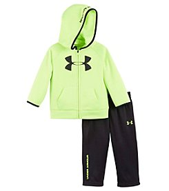 Under Armour® Baby Boys 2-Piece Big Logo Hoodie Set