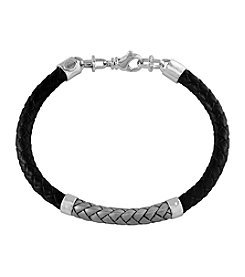Effy® 925 Collection Men's Sterling Silver Bracelet