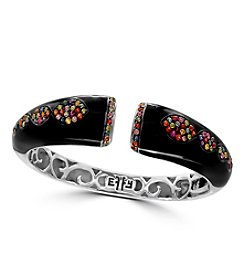 Effy® 925 Collection Multicolor Sapphire Bracelet In Sterling Silver