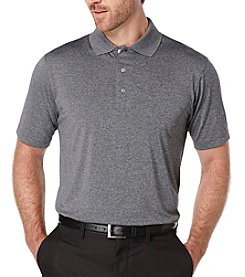 PGA TOUR® Men's Short Sleeve Heathered Polo