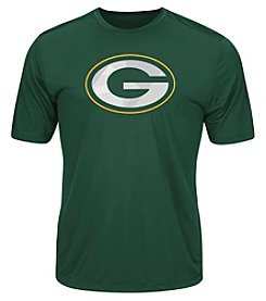 Majestic Men's NFL® Green Bay Packers Logo Tech Short Sleeve Tee