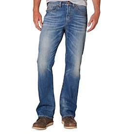 Silver Jeans Co. Men's Craig Bootcut Easy Fit Jeans
