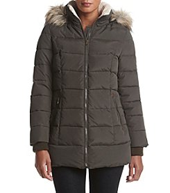 Chaps® Quilted Down Jacket