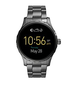 Fossil® Q Marshal Touchscreen Link Bracelet Smart Watch