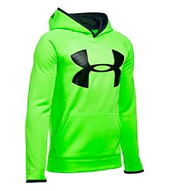 Under Armour® Boys' 8-20 Storm Armour® Fleece Highlight Big Logo Hoodie
