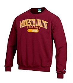 Champion® NCAA® Minnesota Duluth Bulldogs Men's Team Crew Neck Sweatshirt