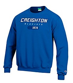 Champion® NCAA® Creighton Bluejays Men's Team Crew Neck Sweatshirt