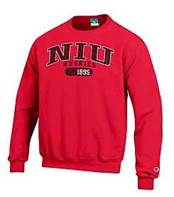 Champion® NCAA® Northern Illinois Huskies Men's Team Crew Neck Sweatshirt