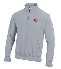 Champion® NCAA® Dayton Flyers Men's Team 1/4 Zip