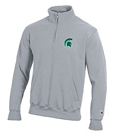 Champion® NCAA® Michigan State Spartans Men's Team 1/4 Zip