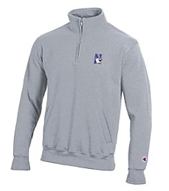 Champion® NCAA® Northwestern Wildcats Men's 1/4 Zip Pullover