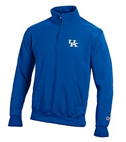 Champion® NCAA® Kentucky Wildcats Men's Team 1/4 Zip