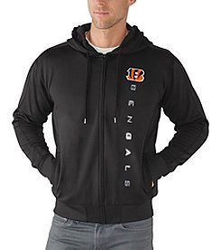 G-III Men's NFL® Cincinnati Bengals Snap Full Zip Hoodie