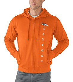 G-III Men's NFL® Denver Broncos Snap Full Zip Hoodie
