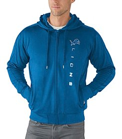 G-III Men's NFL® Detroit Lions Snap Full Zip Hoodie