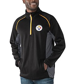 G-III Men's NFL® Pittsburgh Steelers Flexibility 1/2 Zip Pullover