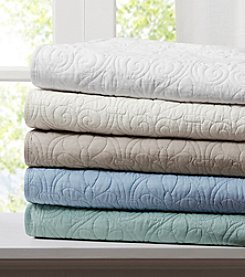 Madison Park™ Quebec Oversized Quilted Throw