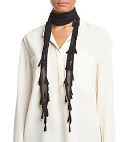 Collection 18 Tassel Lover Neck Wrap