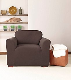 Sure Fit® Stretch Twill Furniture Cover