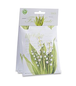 Fresh Scents™ Lily Of The Valley Sachet 3-Pack