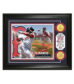 MLB® Boston Red Sox Pablo Sandoval Photo Mint