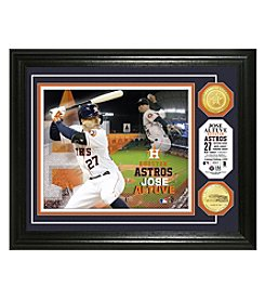 MLB® Houston Astros Jose Altuve Photo Mint