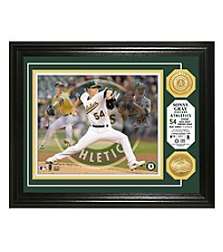 MLB® Oakland Athletics Sonny Gray Photo Mint