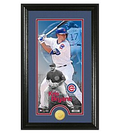 Highland Mint MLB® Chicago Cubs Kris Bryant Supreme Bronze Coin Photo Mint