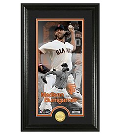 MLB® San Francisco Giants Madison Bumgarner Supreme Bronze Coin Photo Mint