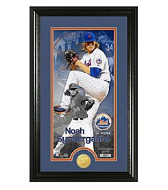 MLB® New York Mets Noah Syndergaard Supreme Bronze Coin Photo Mint
