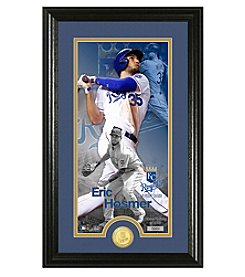 MLB® Kansas City Royals Eric Hosmer Supreme Bronze Coin Photo Mint