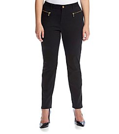 MICHAEL Michael Kors® Plus Size Denim Izzy Skinny Pants